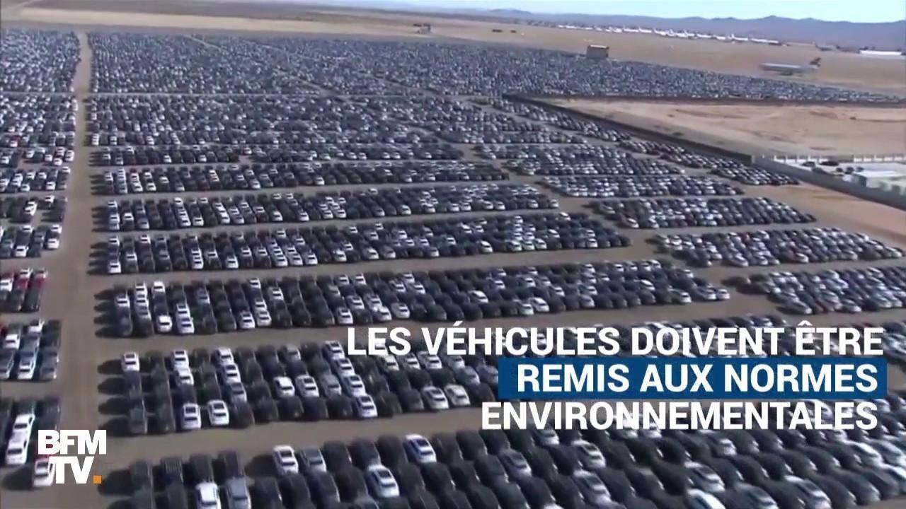 Insolite : Les cimetières des Volkswagen