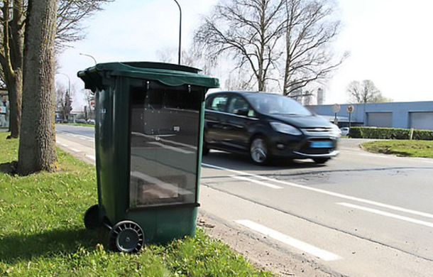 Des «radars-poubelles» sur les routes françaises
