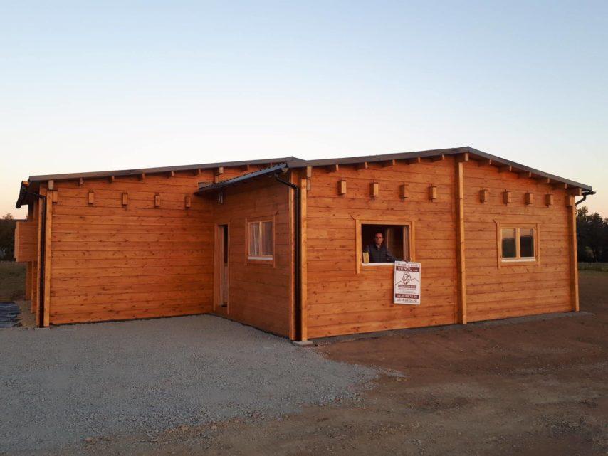 construire seul sa maison en bois