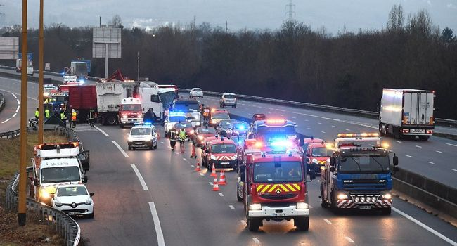morts sur les routes en forte hausse