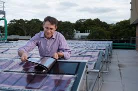 Imprimer les panneaux solaires pour casser leur prix