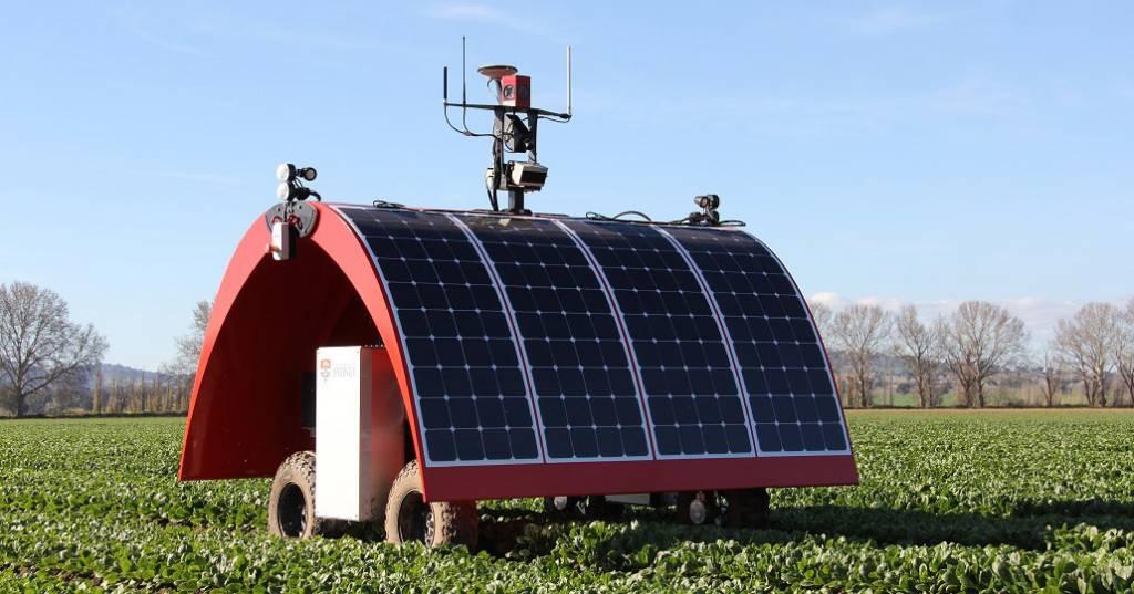 La robotisation de L'Agriculture