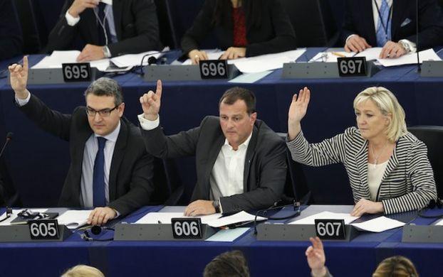 les votes méprisants du FN