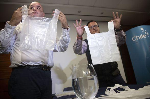 Des sacs solubles