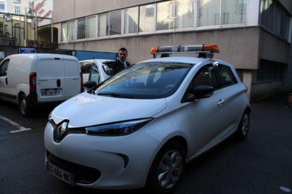 La liste des voitures radars