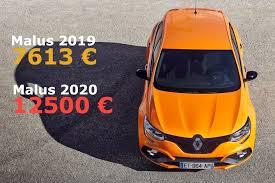 Un Malus supplémentaire pouvant aller à 10 000 €