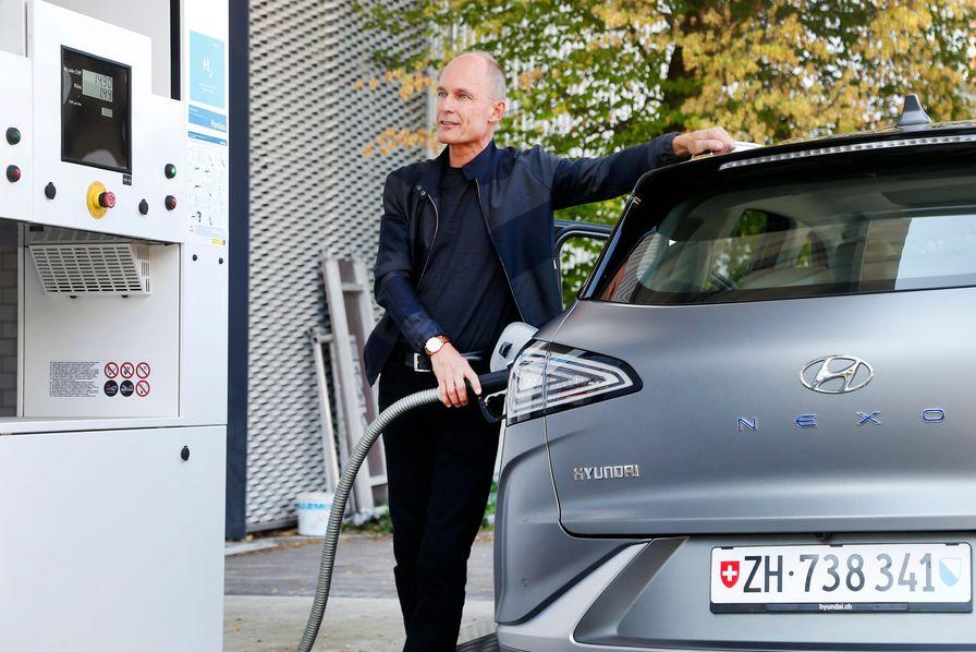 Comment ça marche: un véhicule à hydrogène
