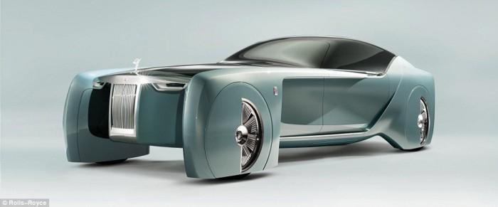 Rolls Royce s'envole… En électrique