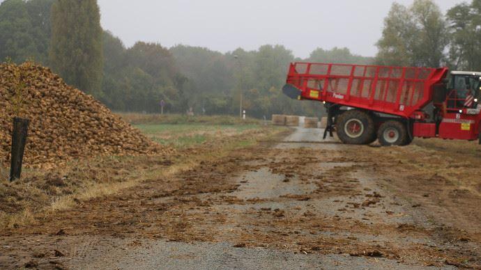 La sanction peut être lourde pour l'agriculteur.