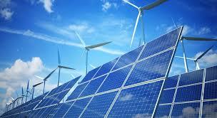 La différence entre un panneau solaire et une éolienne
